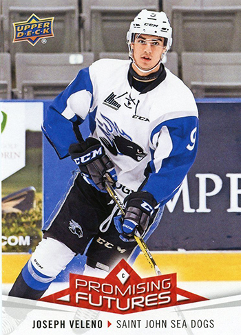 2017-18-upper-deck-chl-hockey-cards-star-rookies-promising-futures-joseph-veleno