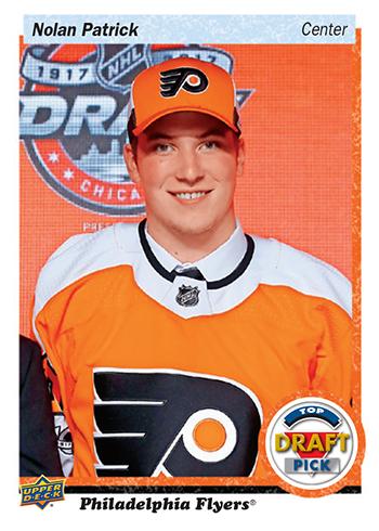 2018-Upper-Deck-NHL-Draft-Set-Series-Three-34-Nolan-Patrick