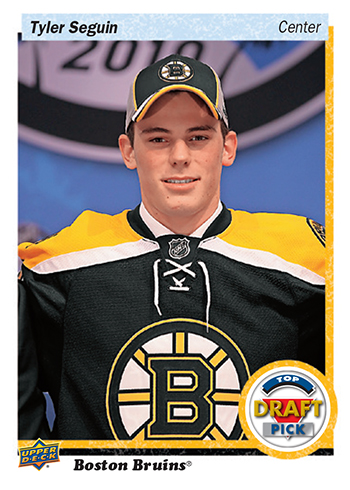 2018-Upper-Deck-NHL-Draft-Set-Series-Three-46-Tyler-Seguin