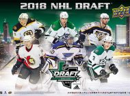 Join Upper Deck at the 2018 NHL Draft™ in Dallas on June 22 & 23!