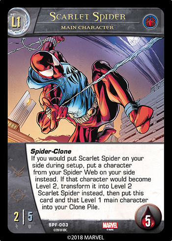 Vs System 2pcg Spider Friends Card Preview Send In The Clones