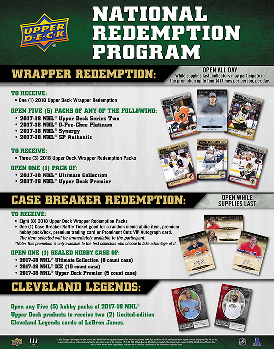 2018-National-Sports-Collectors-Convention-Wrapper-Redemption-Programs-Upper-Deck