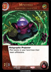2018-upper-deck-vs-system-2pcg-marvel-sinister-syndicate-supporting-character-mysterio