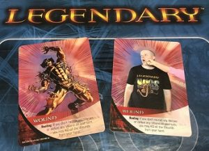 Gen-Con-Indy-Upper-Deck-Legendary-Deck-Building-Game-Personalized-Wound-Card-100