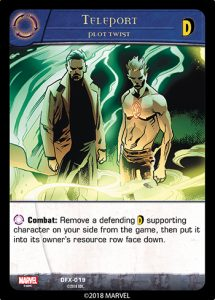 2018-upper-deck-vs-system-2pcg-marvel-new-defenders-plot-twist-teleport
