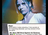Vs System 2PCG: The Buffy Battles Preview – Buffy