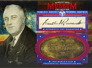 Brag Photo: 2018 Goodwin Champions Boasts some Historic Museum Collection Cards of Franklin Delano Roosevelt