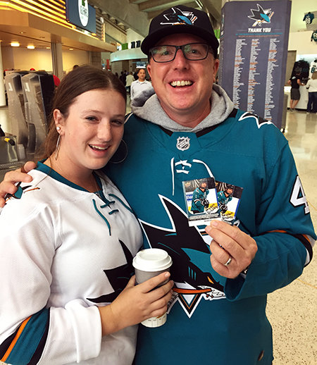 upper-deck-san-jose-sharks-hayden-bradley-young-guns-rookie-card-reveal-autograph-signing-5