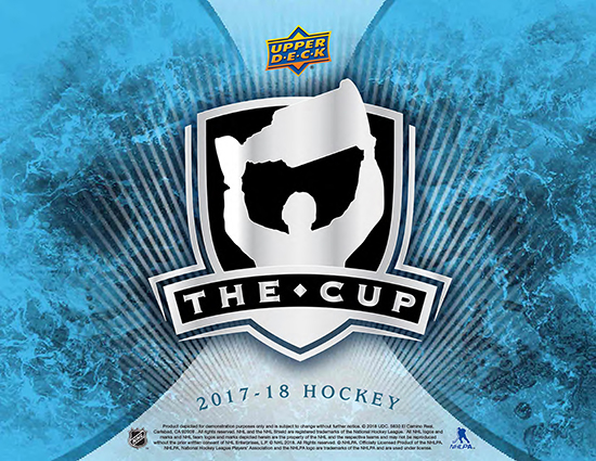 2017-18 Upper Deck The Cup Solicitation-1