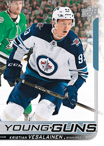 2018-19-upper-deck-series-one-young-guns-kristian-vesalainen-244