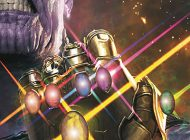 Upper Deck e-Pack™ MCU Marathon Infinity Stone Relic Achievement Journey