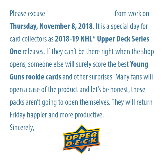 2018-19-NHL-Upper-Deck-Series-One-Excuse