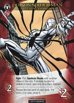 Legendary Venom Villain Poison Spider-Man