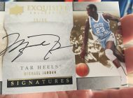 Chasing a Michael Jordan Autograph Card from Older Upper Deck Products